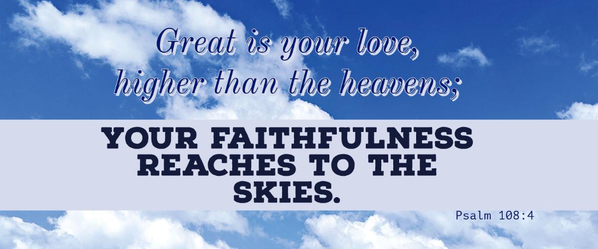 Psalm 108.4